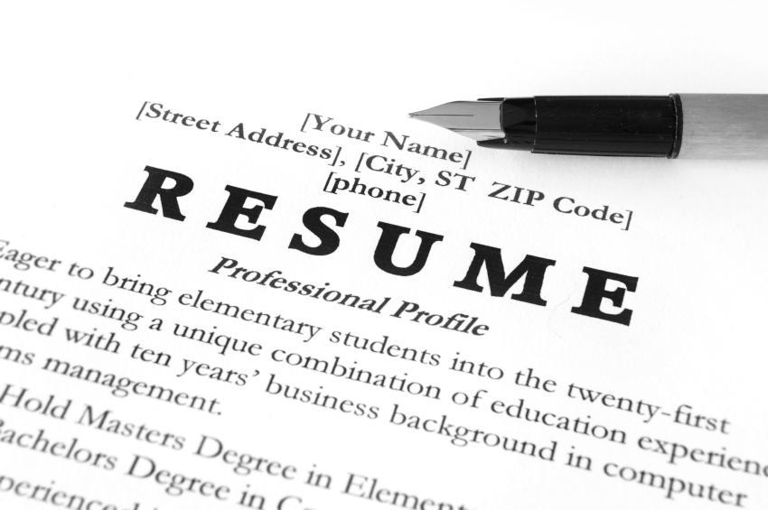 write-a-resume