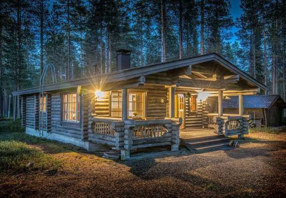 Irresistible Log Cabin or Home Products