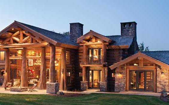 Machine Cut V/S Hand Cut Log Homes
